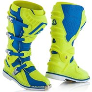 BOTAS ACERBIS X-MOVE 2.0 COLOR AZUL/FLUOR