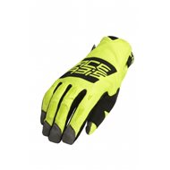 ACERBIS MX-WP GLOVES COLOR BLACK/YELLOW