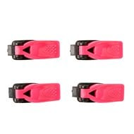FOX COMP 5K BUCKLE BASE WITH LEVER COLOR BLACK / PINK