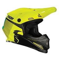 CASCO THOR SECTOR RACER 2021 COLOR ÁCIDO / LIMA