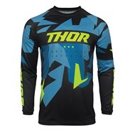 CAMISETA THOR SECTOR WARSHIP 2021 COLOR AZUL / ÁCIDO