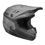 CASCO INFANTIL THOR SECTOR RACER 2020 COLOR NEGRO / CARBÓN