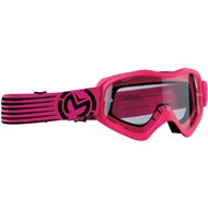 GAFAS INFANTILES MOOSE RACING QUALIFER SLASH COLOR ROSA/NEGRO