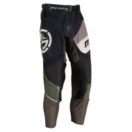MOOSE SAHARA PANT 2021 BLACK / GREEN COLOUR