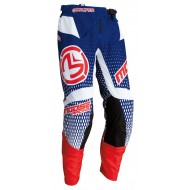 MOOSE QUALIFIER PANT 2021 RED / WHITE / BLUE COLOUR