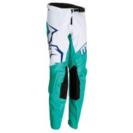 YOUTH MOOSE AGROID PANT 2021 MINT / WHITE / NAVY COLOUR