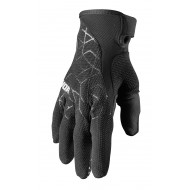 GUANTES THOR DRAFT 2021 COLOR NEGRO