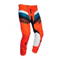 YOUTH THOR PULSE RACER PANT 2021 ORANGE / MIDNIGHT COLOUR