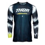 CAMISETA INFANTIL THOR PULSE AIR RAD 2021 COLOR MEDIANOCHE / BLANCO