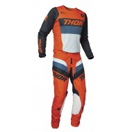 OFFER YOUTH COMBO THOR PULSE RACER 2021 ORANGE / MIDNIGHT COLOUR