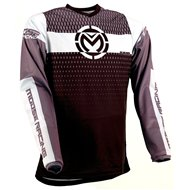 MOOSE QUALIFIER JERSEY 2021 BLACK / GREY COLOUR