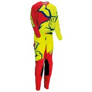 YOUTH COMBO MOOSE AGROID 2021 RED / YELLOW / BLUE COLOUR