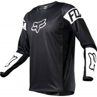 CAMISETA FOX 180 REVN 2021 COLOR NEGRO / BLANCO
