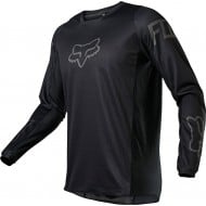 CAMISETA FOX 180 REVN 2021 COLOR NEGRO / NEGRO