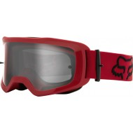 GAFAS FOX MAIN STRAY 2021 COLOR ROJO LLAMA