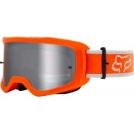 GAFAS FOX MAIN BARREN 2021 COLOR NARANJA FLUOR - LENTE ESPEJO