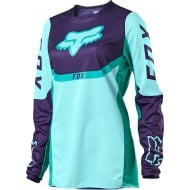 FOX YOUTH GIRLS 180 VOKE JERSEY 2021 AQUA COLOUR