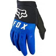 FOX YOUTH DIRTPAW GLOVE 2021 BLUE COLOUR