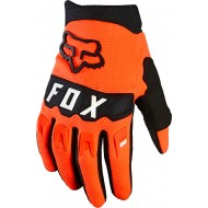 FOX YOUTH DIRTPAW GLOVE 2021 FLUO ORANGE COLOUR