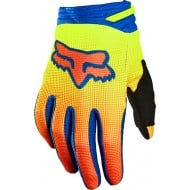 FOX YOUTH 180 OKTIV GLOVE 2021 FLUO YELLOW COLOUR
