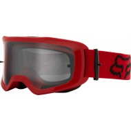 FOX YOUTH MAIN STRAY GOGGLE 2021 FLAME RED COLOUR