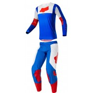 COMBO FOX AIRLINE PILR 2021 BLUE / RED COLOUR