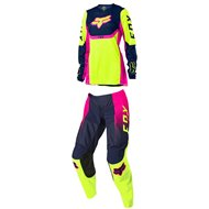 OUTLET COMBO MUJER FOX 180 VOKE 2021 COLOR AMARILLO FLUOR