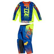 COMBO YOUTH (4-5 YEARS) FOX 180 OKTIV 2021 BLUE COLOUR