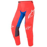 ALPINESTARS RACER SUPERMATIC PANT 2021 BRIGHT RED / BLUE / OFF WHITE COLOUR