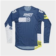 OUTLET CAMISETA HUSQVARNA FACTORY REPLICA SHOT 2021