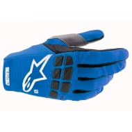 ALPINESTARS RACEFEND GLOVES 2021 BLUE / WHITE COLOUR