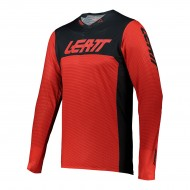 CAMISETA LEATT MOTO 5.5 ULTRAWELD 2021 COLOR ROJO