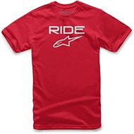 ALPINESTARS YOUTH RIDE 2.0 RED / WHITE COLOUR