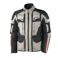 HEBO TRANS-RALLY JACKET 2021 GREY COLOUR