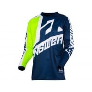 ANSWER SYNCRON VOYD JERSEY 2021 MIDNIGHT/HYPER ACID/WHITE COLOUR