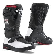 BOOTS TCX YOUTH COMP-KID BLACK / WHITE