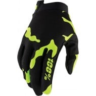 100% GLOVES YOUTH ITRACK SALMANDER 2021 COLOUR BLACK