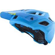LEATT DBX 3.0 ALLMTN HELMET BLUE COLOUR - SIZE S