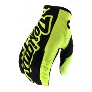 YOUTH TROY LEE GP GLOVES 2021 FLUO YELLOW COLOUR