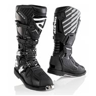 ACERBIS X-RACE BOOTS BLACK COLOUR