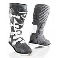 ACERBIS X-RACE BOOTS GREY COLOUR