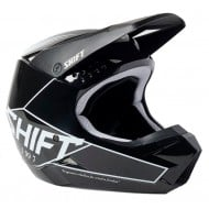 SHIFT WHITE LABEL BLISS HELMET 2021 BLACK / WHITE COLOUR