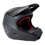 SHIFT YOUTH WHITE LABEL BLAC HELMET 2021 MATT BLACK COLOUR