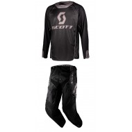 COMBO SCOTT ENDURO COLOR NEGRO/GRIS