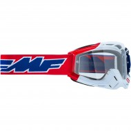 100% FMF GOGGLES US - CLEAR LENS