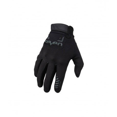 GUANTES SEVEN ENDURE AVID COLOR NEGRO