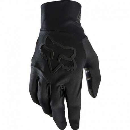 GUANTES BICICLETA FOX RANGER WATER COLOR NEGRO