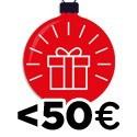 Regalos menos de 50€