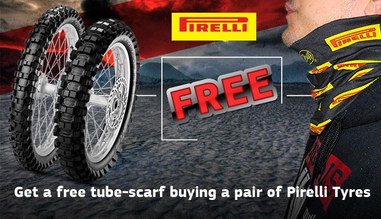 Oferta Pirelli Braga cuello