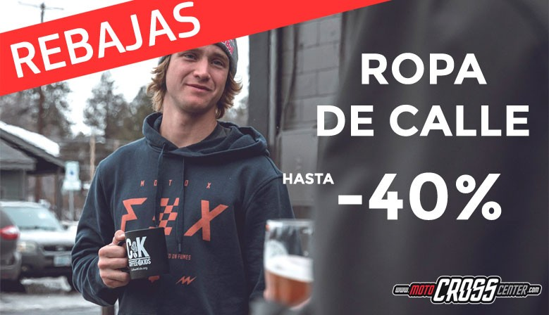 REBAJAS ROPA CASUAL